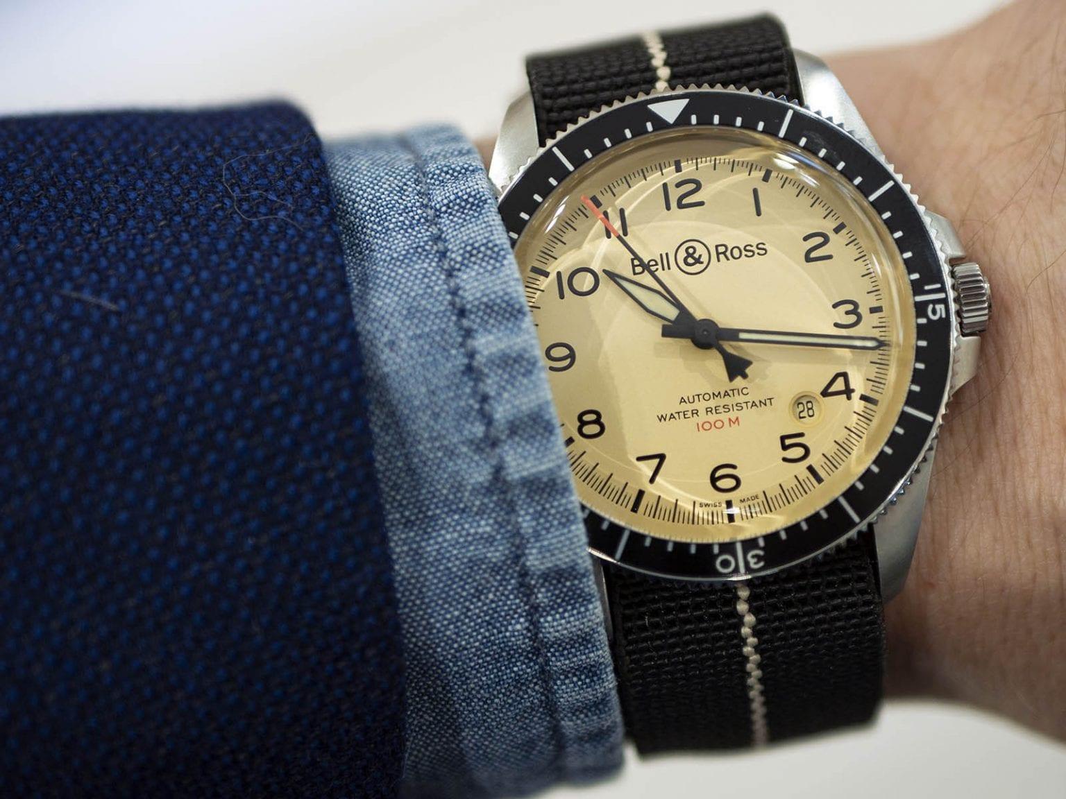 Replica Uhren Bell & Ross-am