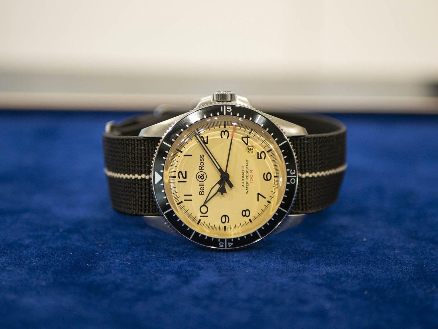 Replica Uhren Bell & Ross-ax