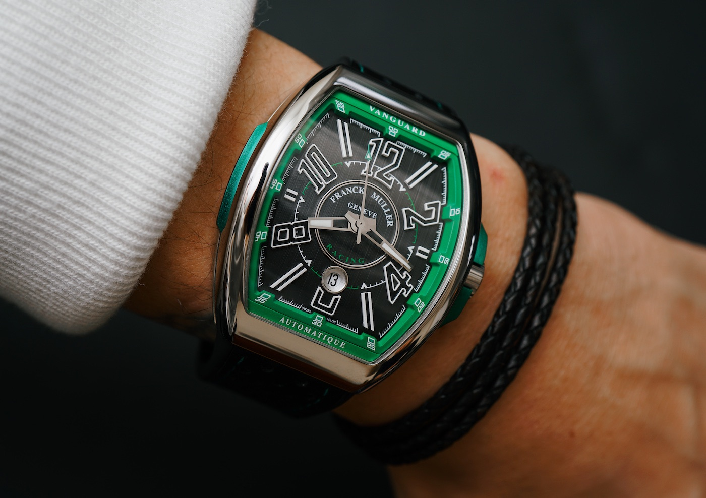 Replica Uhren Franck Muller-ag