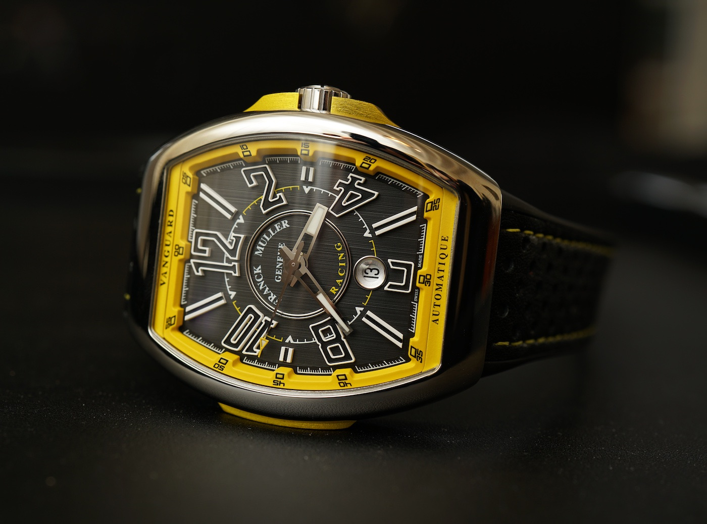 Replica Uhren Franck Muller-as