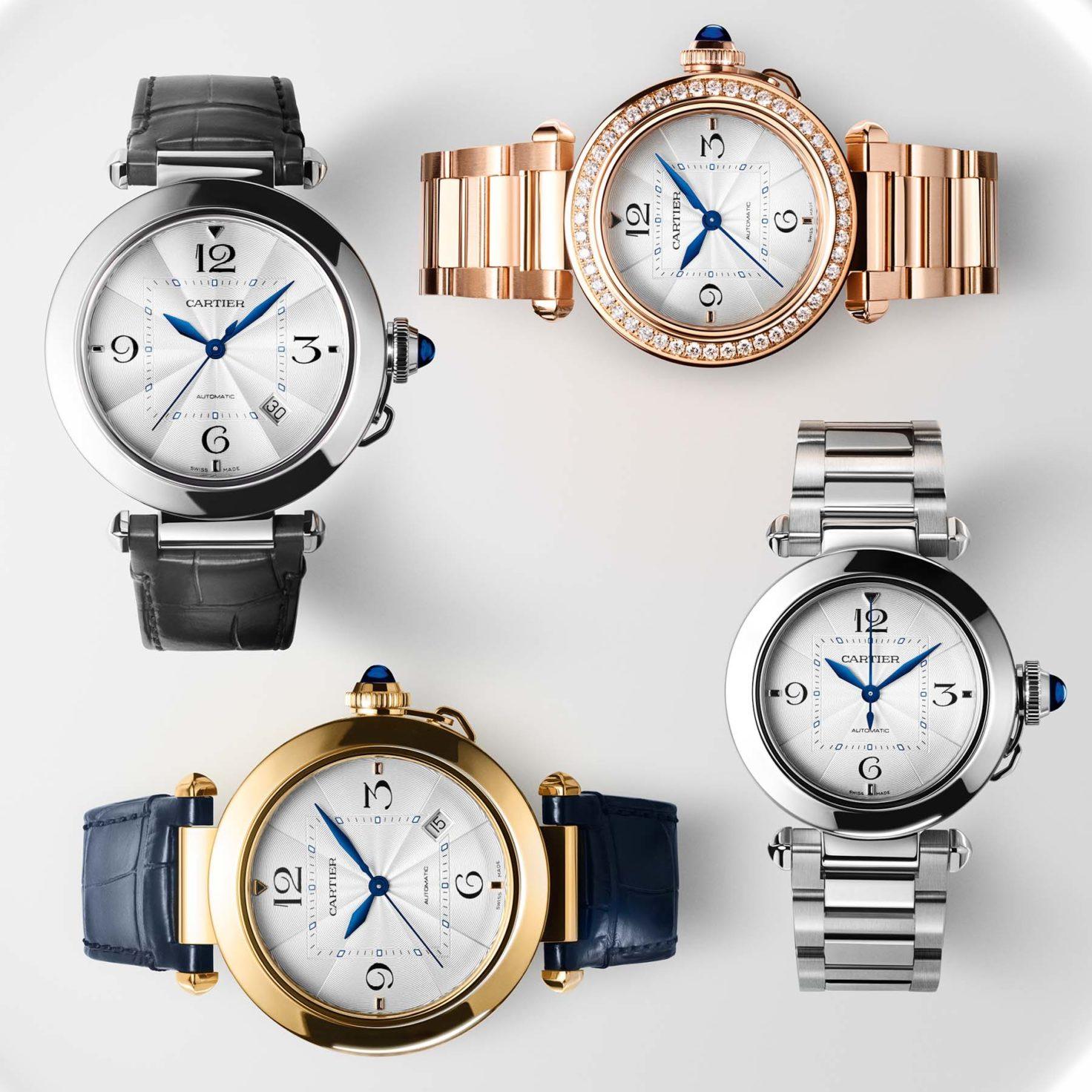 Replica Uhren Cartier-al