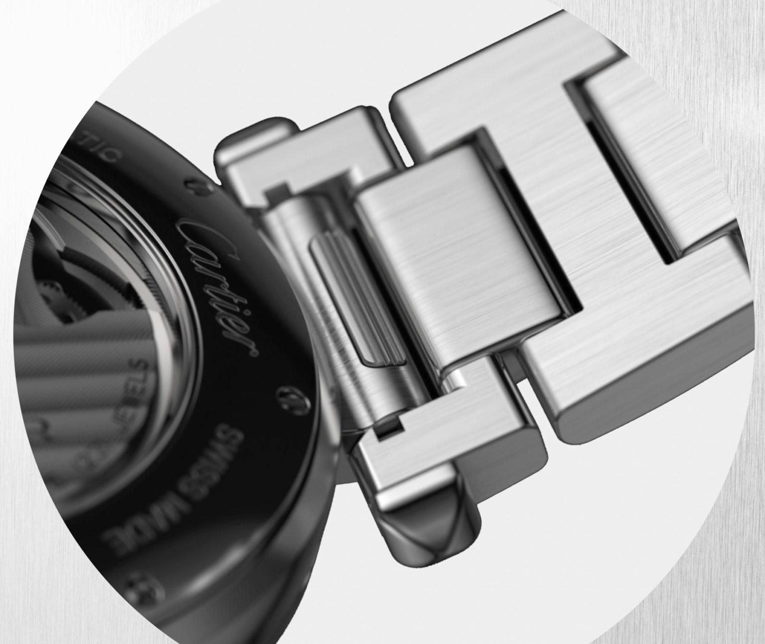 Replica Uhren Cartier-au