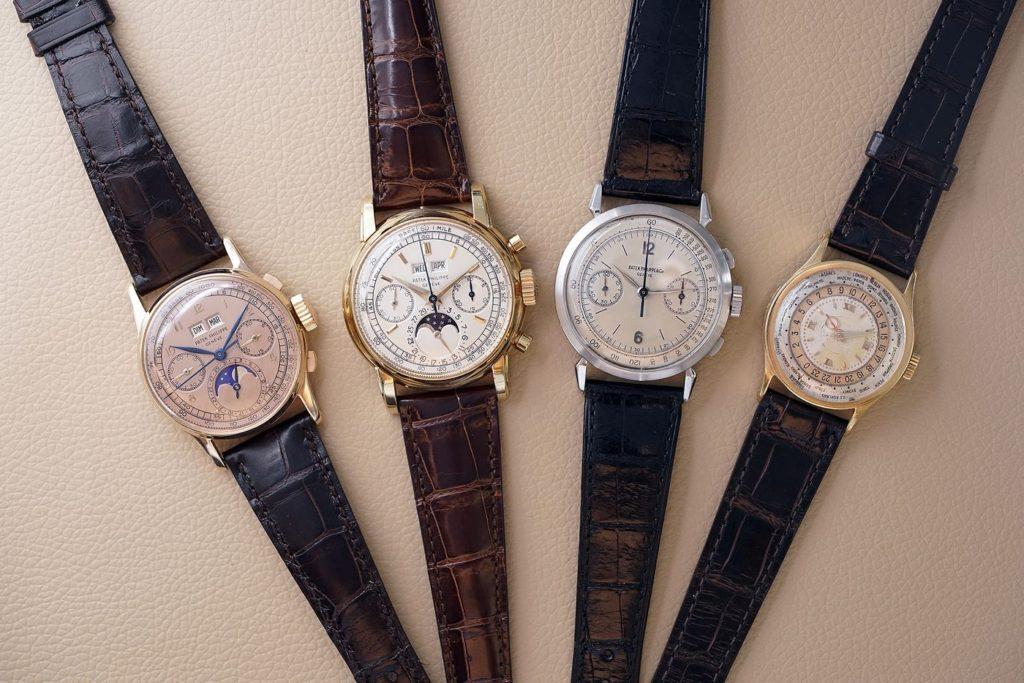 Replica Uhren Patek Philippe-ak